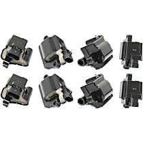Ignition Coil - Set of 8