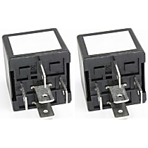 Relay - Multi-purpose relay, Direct Fit, Set of 2