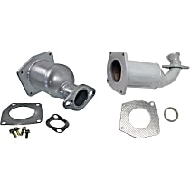 Front Radiator and Firewall Side Catalytic Converter For Models with 2.7L Eng 46-State Legal (Cannot ship to CA, CO, NY or ME)