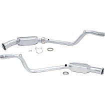 Front Driver and Passenger Side Catalytic Converter For RWD Models with 2.7L and 3.5L Eng 46-State Legal (Cannot ship to CA, CO, NY or ME)