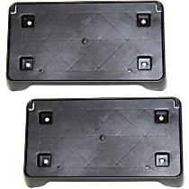 Front and Rear License Plate Bracket