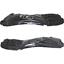 Fender Liner - Front, Driver and Passenger Side, Type 1