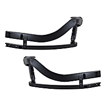 Radiator Support - Side Rail, Driver and Passenger Side