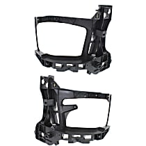 Radiator Support - Driver and Passenger Side, Headlight Mounting Panel