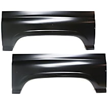 Wheel Arch Repair Panel - Driver and Passenger Side, Upper