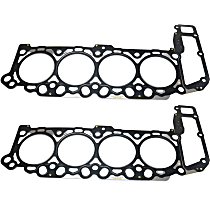 Replacement SET-REPD312707-2 Cylinder Head Gasket - Direct Fit, Set of 2