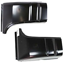 Replacement Cab Corner SET-REPD581401 - Driver and Passenger Side, Direct Fit