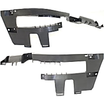 Front, Driver and Passenger Side Bumper Absorber