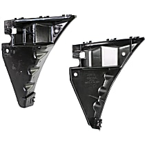 Front, Driver and Passenger Side Bumper Retainer