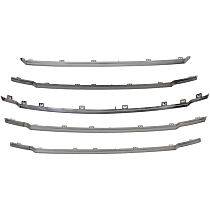 CAPA Certified 0 Grille Trim - Chrome