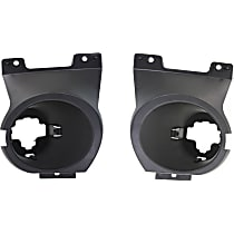 Replacement Fog Light Bracket - SET-REPF110501 - Driver and Passenger Side, Direct Fit