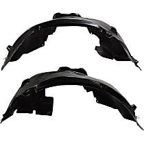 Fender Liner - Front, Driver and Passenger Side, S/SE Models