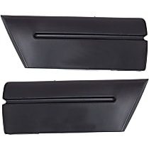 Replacement SET-REPF224105 Fender Molding - Primed, Direct Fit