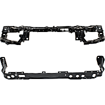 Radiator Support - Upper and Lower, Except Electric/RS Models