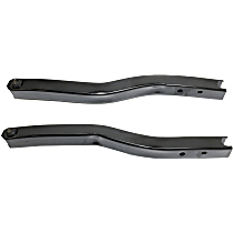 Radiator Support - Driver and Passenger Side, Outer Sidemember