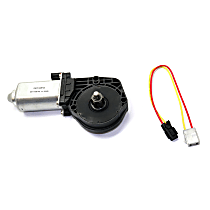 Front or Rear, Driver and Passenger Side Window Motor, New