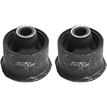 Control Arm Bushing - Front, Driver and Passenger Side, Lower, Rearward, Set of 2