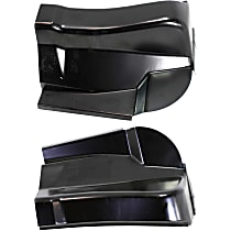 Replacement Cab Corner SET-REPF581403 - Driver and Passenger Side, Standard Cab Pickup, Direct Fit