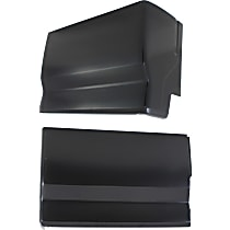 Replacement Cab Corner SET-REPF581405 - Driver and Passenger Side, Extended Cab Pickup, Direct Fit