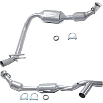 Driver and Passenger Side Catalytic Converter For Models with 5.4L Eng 4WD 46-State Legal (Cannot ship to CA, CO, NY or ME)
