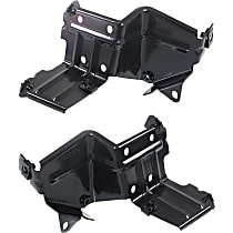 Bumper Bracket - Front, Driver and Passenger Side, Outer