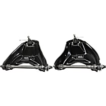 Control Arm Kit Upper Front Driver and Passenger Side For RWD
