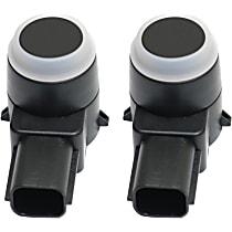Parking Assist Sensor - Direct Fit, Set of 2 Rear, Driver and Passenger Side