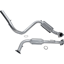 Front Driver and Passenger Side Catalytic Converter For Models with 6.0L Eng 46-State Legal (Cannot ship to CA, NY or ME)