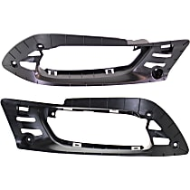 Replacement Fog Light Bracket - SET-REPH110501 - Driver and Passenger Side, Direct Fit