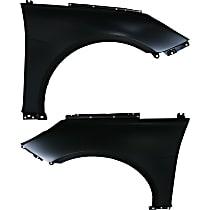 Fender - Front, Driver and Passenger Side, Except Hybrid Model