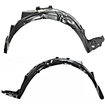 Fender Liner - Front, Driver and Passenger Side, Sedan, EX/EX-L/GX/LX/Si/Hybrid Models