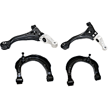 Control Arm Assembly, Front Upper and Lower Driver and Passenger Side