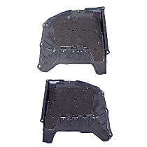 Driver and Passenger Side Engine Splash Shield