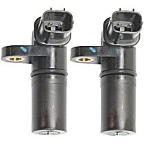 Transmission Input/Output/Vehicle speed sensor - Set of 2