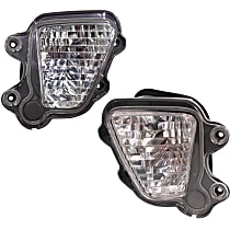 Replacement Back Up Light - SET-REPH731303 - Driver and Passenger Side, Direct Fit