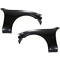 Fender - Front, Driver and Passenger Side, Convertible/Coupe