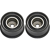 Replacement SET-REPI315402-2 Timing Belt Idler Pulley - Direct Fit, Set of 2