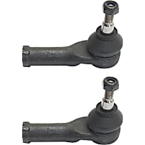 Tie Rod End - Front, Driver and Passenger Side