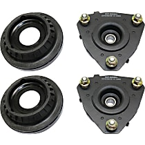 Shock and Strut Mount - Front, Driver and Passenger Side