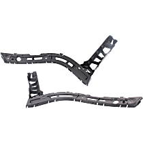 Rear, Driver and Passenger Side Bumper Bracket