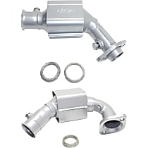 Front Driver and Passenger Side Catalytic Converter For Models with 3.7L Eng 46-State Legal (Cannot ship to CA, CO, NY or ME)