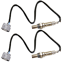 Oxygen Sensor - After Catalytic Converter, Driver and Passenger Side, Set of 2