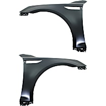 Fender - Front, Driver and Passenger Side (2011-2016), CAPA Certified