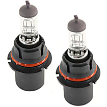Headlight Bulb - Driver and Passenger Side, HB5 Bulb Type (Set of 2)