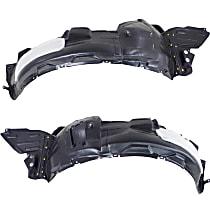 Fender Liner - Front, Driver and Passenger Side
