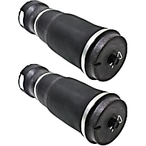 Air Spring - Rear, Driver and Passenger Side