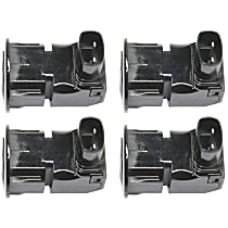 Replacement SET-REPL541303-4 Parking Assist Sensor - Direct Fit, Set of 4
