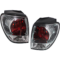 Driver and Passenger Side, Outer Tail Light