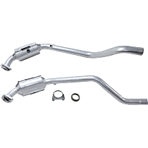 Front Driver and Passenger Side Catalytic Converter For Models with 3.0L Eng 46-State Legal (Cannot ship to CA, CO, NY or ME)