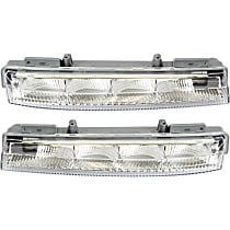 Driver and Passenger Side Driving Light